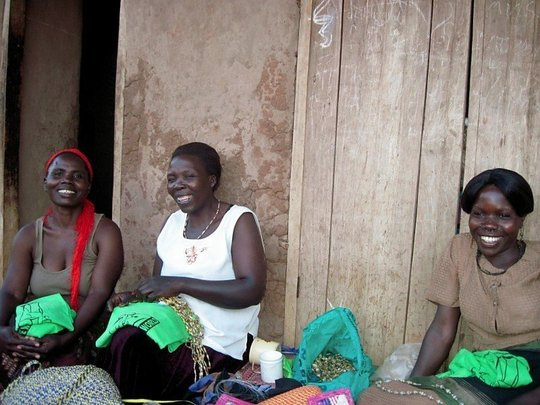 Empowering women and children in Lingira