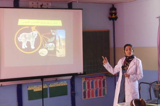One Health education in schools