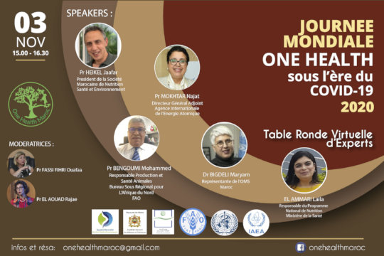 A round table of experts for One Health Day
