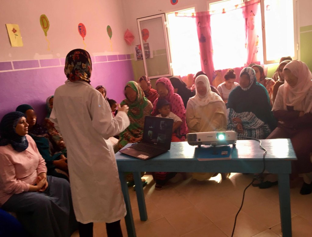 One Health for 200 Amazigh Women in Morocco