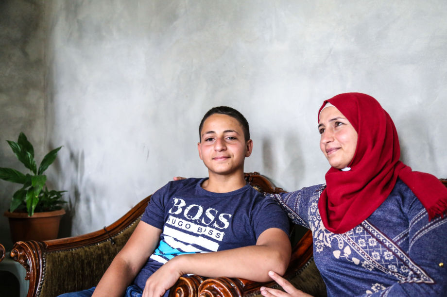 Legal Aid for Palestinian Kids in Military Courts