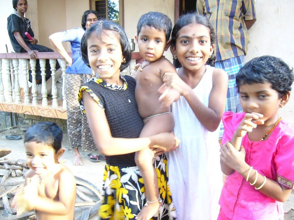 Providing Clean Water for Villagers in Kerala