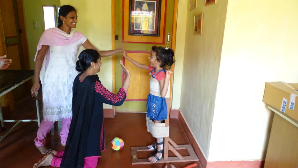Special Education Centre for 30 Indian Children