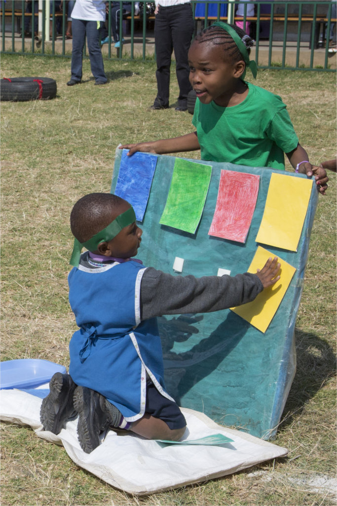 Provide Early-Childhood Care to 250 Children