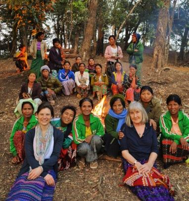 TBA Training Participants