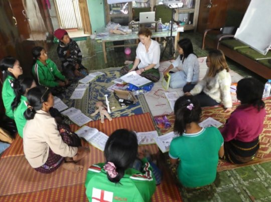 Training of local trainers