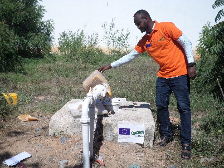 Water restored to Banadir hospital