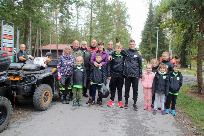 Impressions from our Wolfs Camp