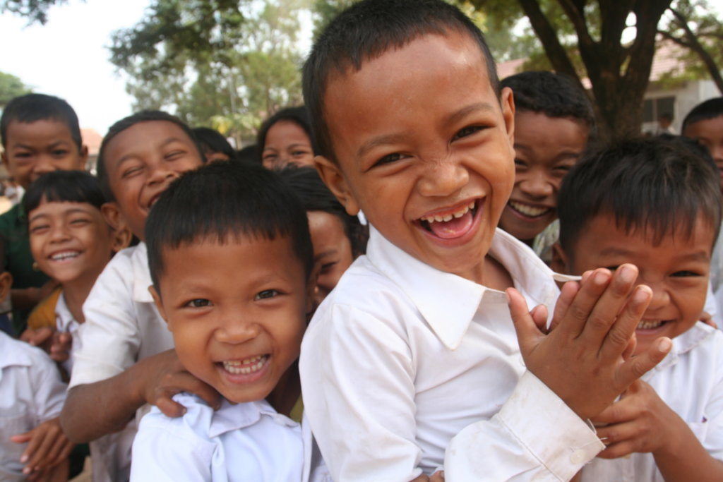 Support 2000 Students in Cambodia