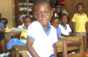 Help the 7 Years old Jude to go school, Ghana