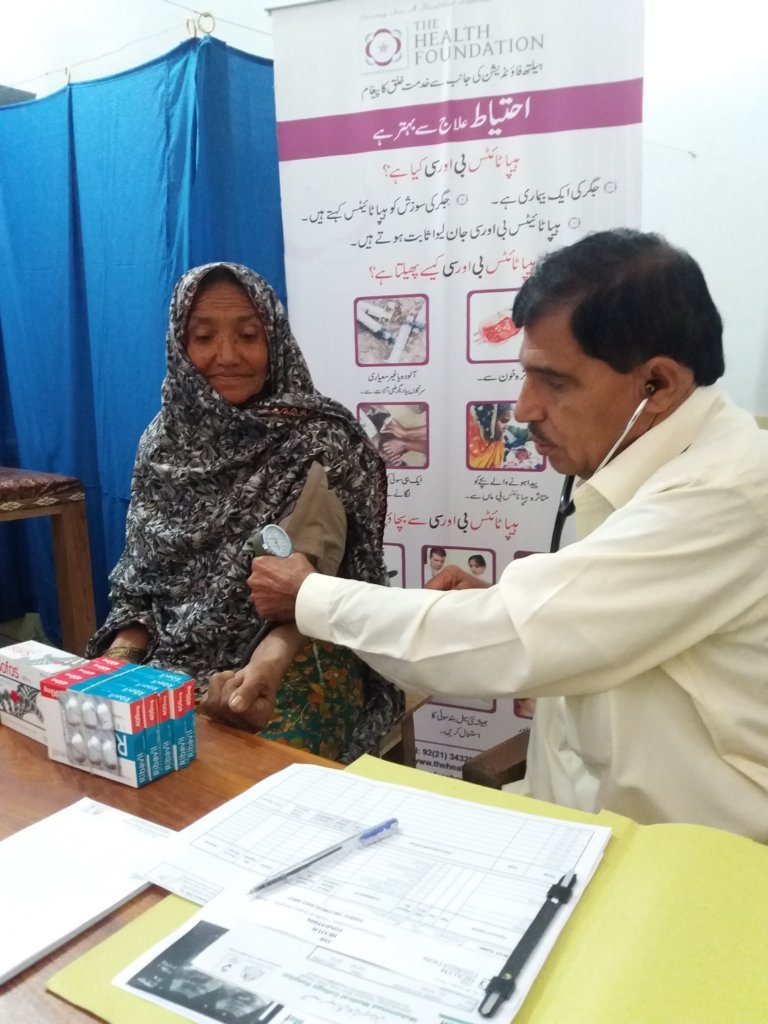 Adopt free treatment -1000 Hepatitis C Patients