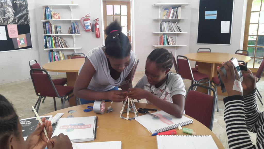 STEM Education in Botswana: Girls Getting Geeky