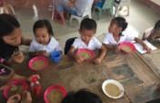 Feeding Another Batch of 500 Malnourished Children