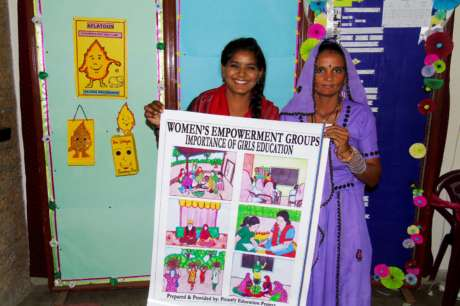 Support Empowerment for Women in Pakistan