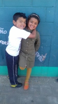 Friendships are blooming in our afternoon program!