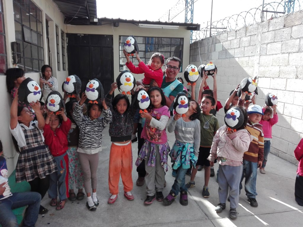 Continue Guatemalan afterschool project - 60 kids