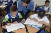 Equip Classrooms for School Children in Colombia