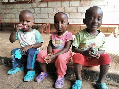 Provide a loving home for orphans in Kenya