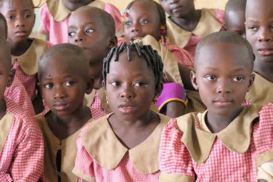 Children of Kouekouesso