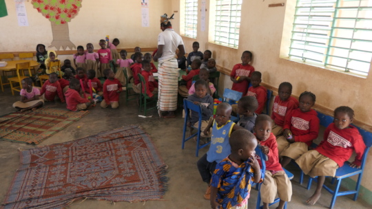 nursery school nefrelaye 2020