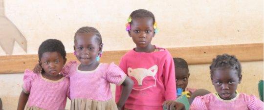 children nursery school Nefrelaye