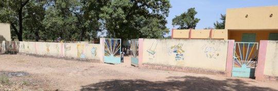 Nursery school of Fina