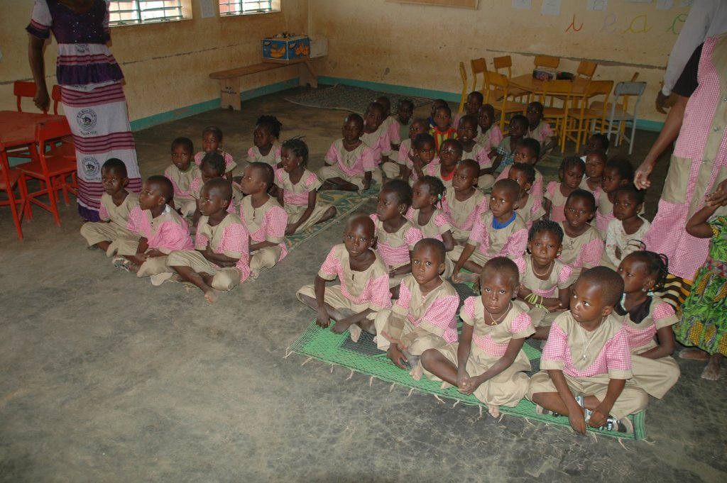 Send 120 poor children to attend nursery school