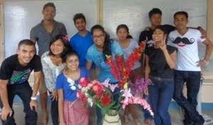 Training peer counselors