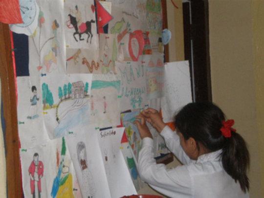 Therapy through art