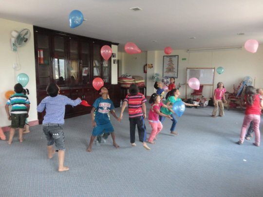 Play and Movement Therapy