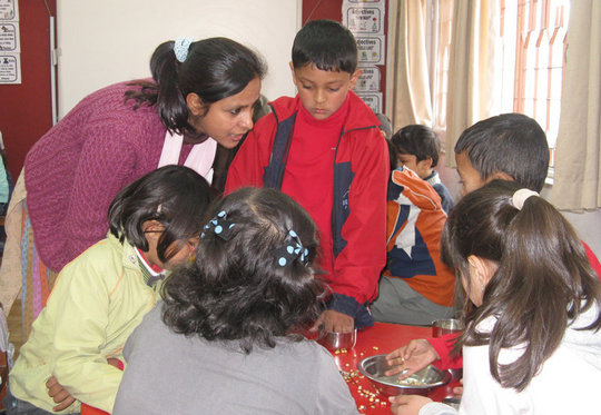 Providing Guidance to Students