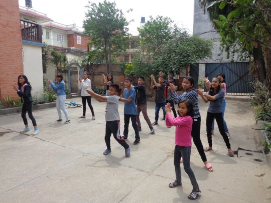 Psychological Counseling for 20 Nepali Children