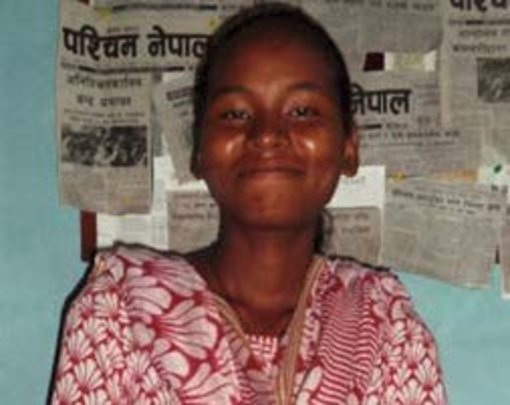 Santoshi is looking towards a bright future