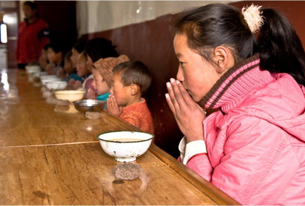 A Children's Garden for Tibet's Blind Children!