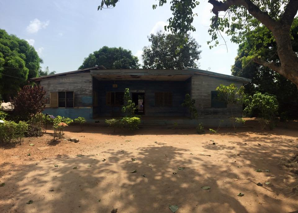 Build a School Building in Rural Ghana