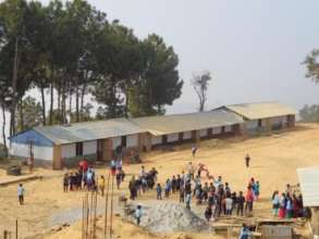 A new school built by NYF