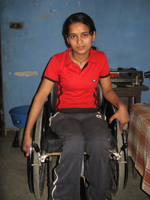 An NYF scholarship lets her fulfill her dreams