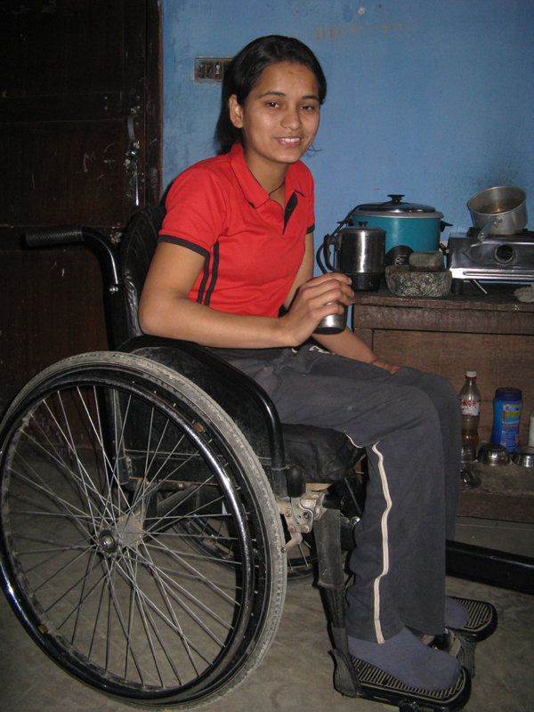 Provide Education to 20 Disabled Nepali Children