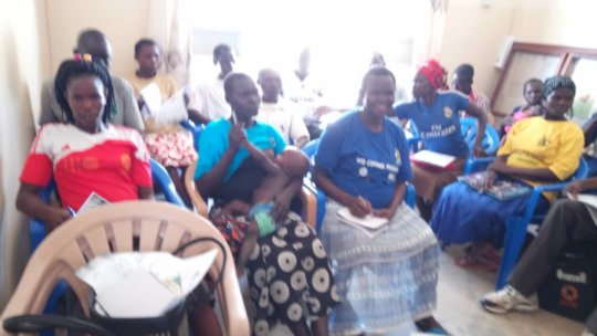 health education on malaria prevention