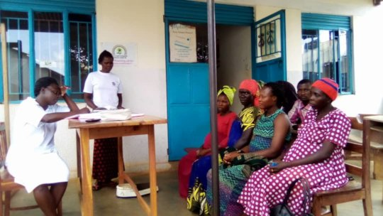 PREGNANT MOTHERS ACCESSING HEALTH EDUCATION