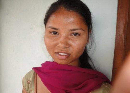 Gita is one of 42 Kamlari rescued this year