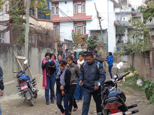 NYF rescues some of Nepal