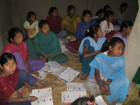 These Girls Are Now Able to Study