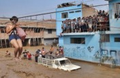 Flooding in Peru Disaster Relief = 70K+ homeless
