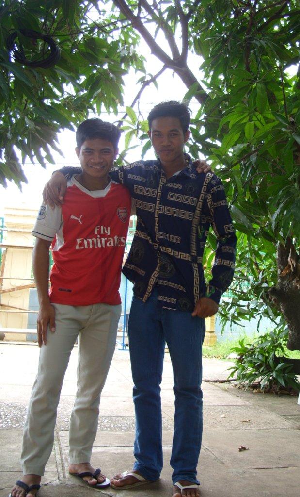 Sokuen and Kosal
