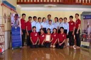 Le Tonle's Award Of Certificates
