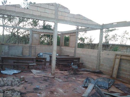 Rebuild Hurricane Damaged School in Haiti