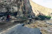El Nino emergency relief in Peru
