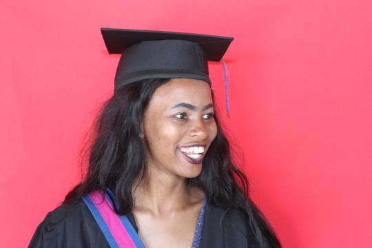 Girls Graduate 4