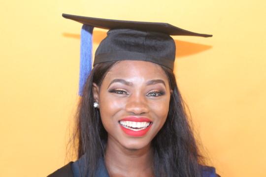 Girls Graduate 2